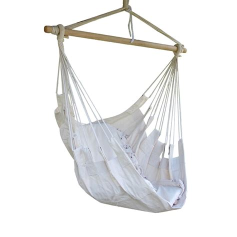 hanging chair swing white hammock hanging chair canvas swing outdoor air yard