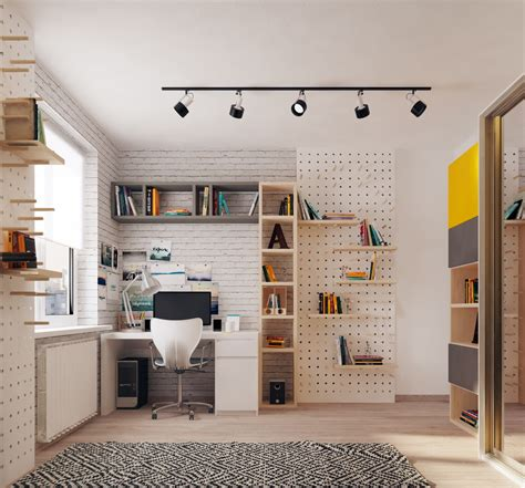 room design ideas for 53 inspirational study space designs and tips you can copy from them