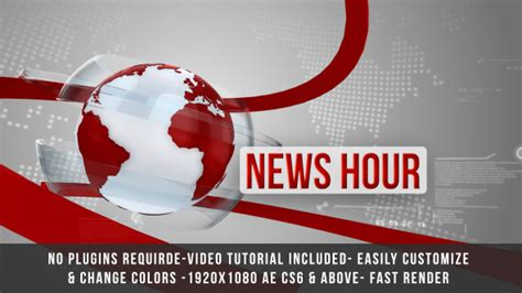 after effects templates free news intro global news intro title corporate after effects