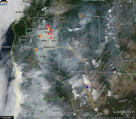 map of oregon forest fires jim wickre august 2013