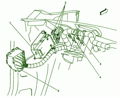2002 pontiac sunfire 2 2 fuse box diagram circuit wiring