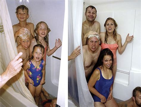 8 Siblings In by 10 Siblings Who Hilariously Recreated Their Childhood
