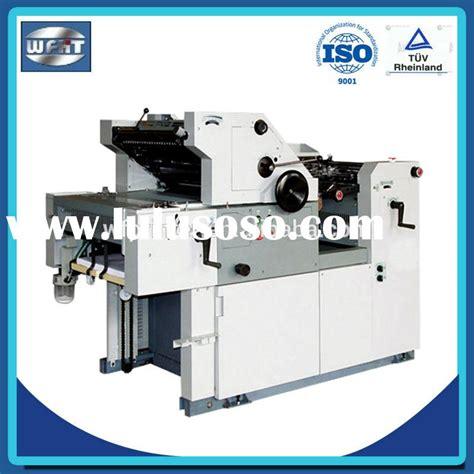 invitation card printing machine price in chennai 4 colour offset printing machine price for sale price