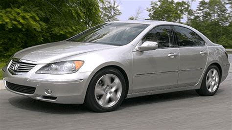 2005 acura rl review roadshow