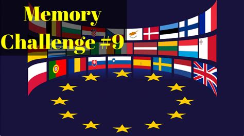 memory challenge memory challenge 9 learning all the countries in the