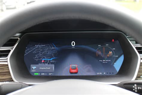 tesla s model s abnormally normal driving the tesla model s p90d
