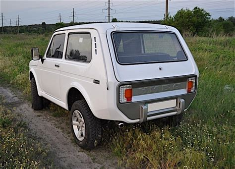 lada con timer this bronco comes from russia with ford trucks