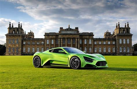Zenvo ST1: One of the Most Expensive Cars You?ve Never Seen