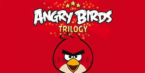 Wii U Angry Birds Trilogy Berkualitas angry birds trilogy wii and wii u just push start