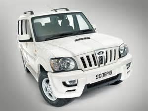 new scorpio car price mahindra scorpio new scorpio vlx bs4 2009 model