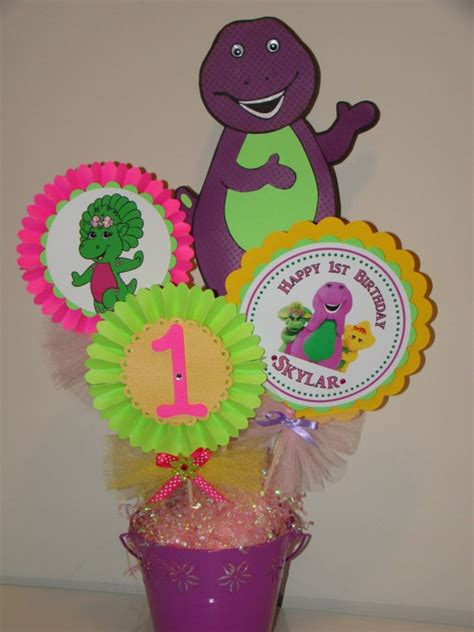 Barney Decorations by 30 Best Images About Barney Ideas On