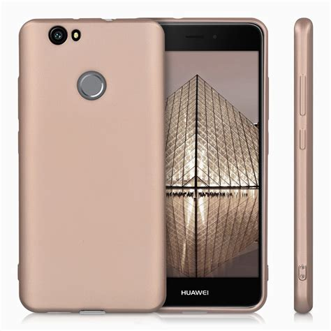 kwmobile tpu silicone cover for huawei soft