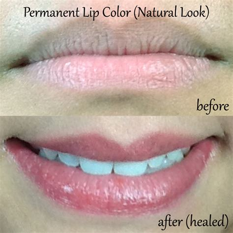lip tint tattoo pretty looks lips sheila bella permanent makeup and microblading