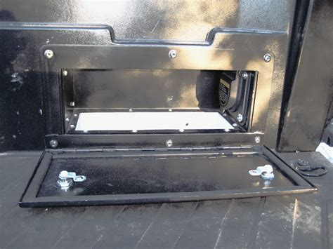 truck bed lock box toyota tacoma truck bed lock box