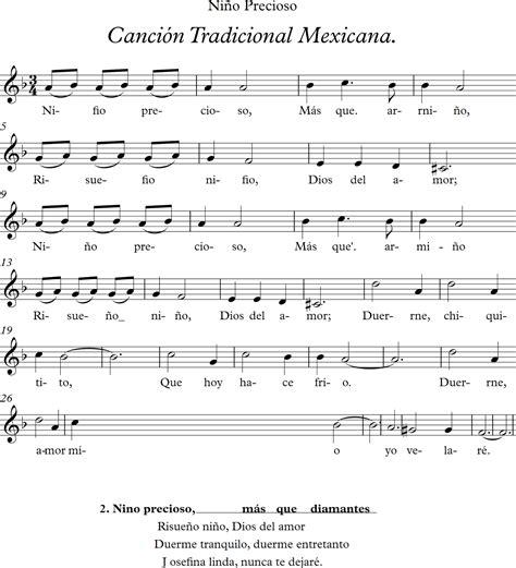 cancion de cuna flauta descubriendo la m 250 sica partituras para flauta dulce o de