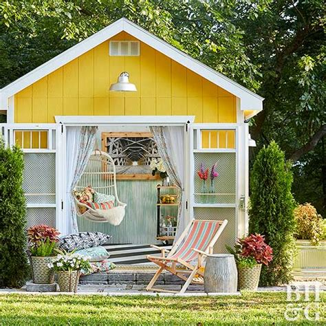 turn  garden shed   multiuse space