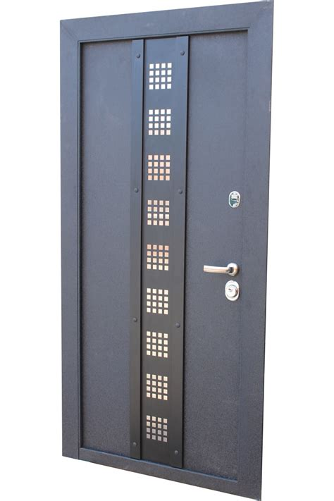 Armored Door High Quality Turkey Design Armored Door Stainless Steel Exterior Door
