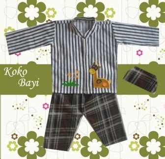 Baju Koko Bayi 8 Bulan nezz collection koko bayi jerapah