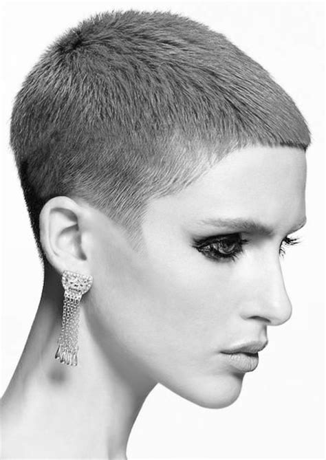 celebrity extreme short haircuts 188 best ideas about ultra short crops on pinterest