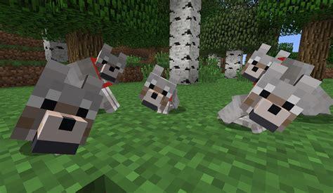 minecraft puppy minecraft puppy