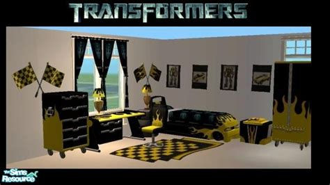 Transformers Bedroom Furniture by Frogger1617 S Transformers Bumble Bee Bedroom
