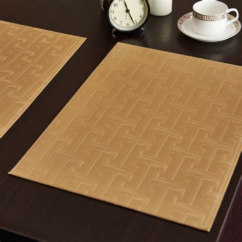 Coffee Table Mats Popular Leather Table Mat Buy Cheap Leather Table Mat Lots From China Leather Table Mat