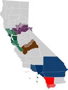 In California File California Extended Metropolitan Areas Locator Map