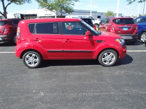 Pre Owned Kia Soul Pre Owned 2011 Kia Soul Plus 4d Hatchback In Troy