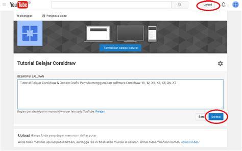 cara membuat youtube adsense cara membuat 10 saluran channel youtube dalam 1 akun