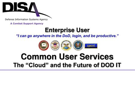 can a service in go anywhere ppt enterprise user i can go anywhere in the dod login and be productive
