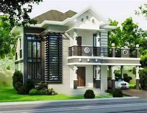bungalow house design with terrace contemporary house designs 2016 rendition bahay ofw