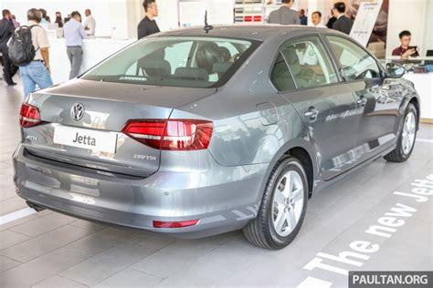 volkswagen jetta paultan volkswagen jetta facelift launched in malaysia 1 4 tsi