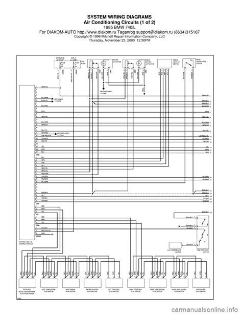 bmw e38 wiring diagram wiring diagram with description