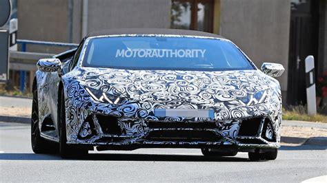Lamborghini 2020 Prototype by 2020 Lamborghini Hurac 225 N Spyder