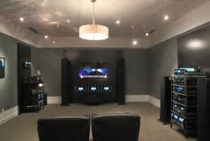 Contemporary Dining Room Lights the century stereo showroom modern home theater san
