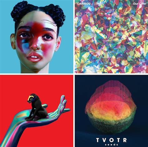 the best covers the best albums covers of 2014 fubiz media