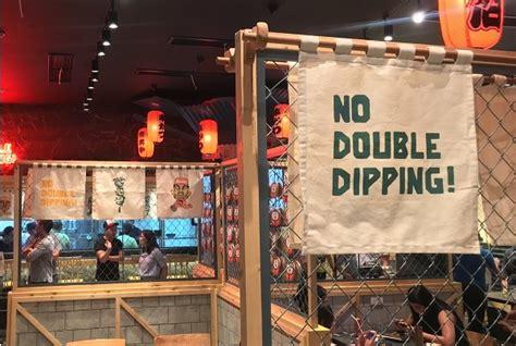 Chikuwa Top Blouse japanese restaurant from osaka to manila kushikatsu daruma now open at uptown mall bgc