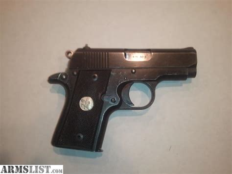 colt mustang 380 price armslist for sale trade colt mustang 380