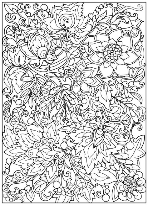 coloring book  adult  older children coloring page