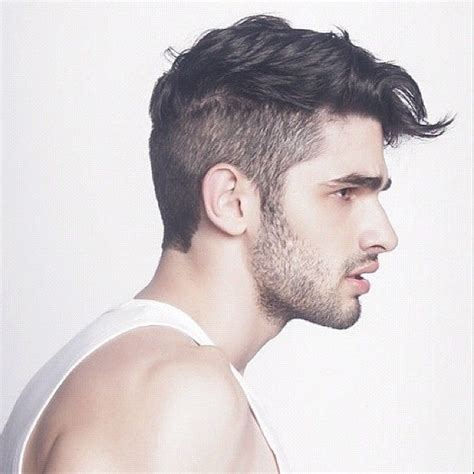 mens short in back long in front hairstyles boy haircut long in front short back haircuts models ideas