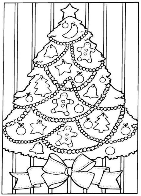 25 Unique Christmas Tree Coloring Page Ideas On Pinterest Free Printable Merry Coloring Pages