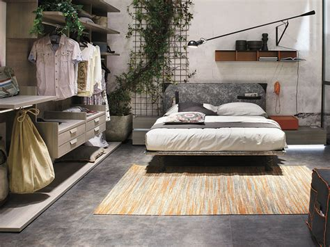 camere da letto immagini con cabina armadio design moderno