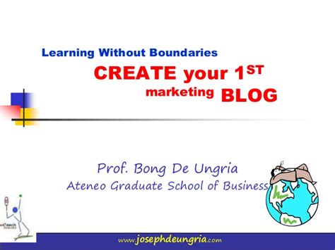 Ateneo Graduate School Mba by Create Your Marketing Assignment