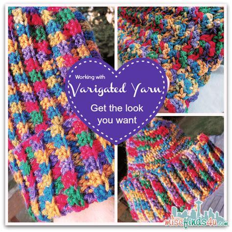 variegated yarn pattern crochet variegated yarn crochet patterns creatys for