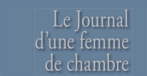 le journal d une femme de chambre edition books le journal d une femme de chambre pdf mp3 free