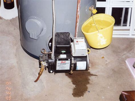 water heater flooded basement leaking water heater protection in toronto markham