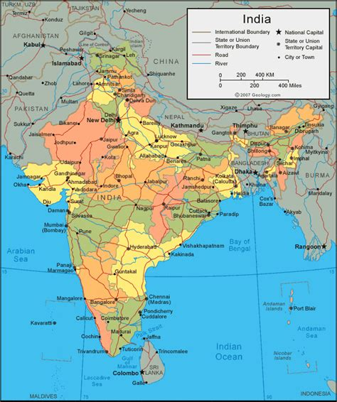 map india india map and satellite image