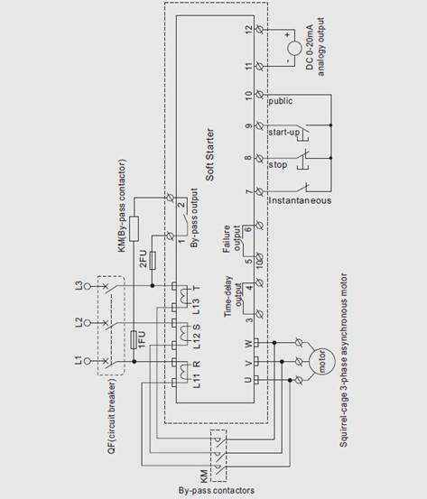 abb motor starter wiring diagram wiring diagram
