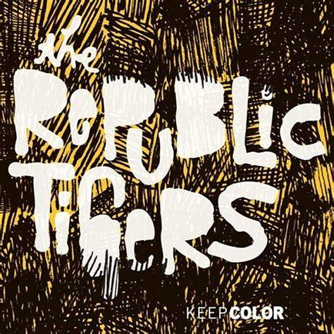 coloring book album mp3 keep color the republic tigers mp3 buy tracklist