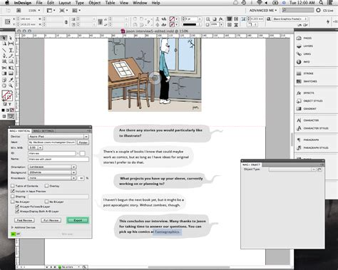 layout in indesign tutorial indesign tutorial design an interactive magazine layout